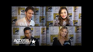 'The Originals' Cast Talks New Character, 7-Year-Old Hope & What's Next For Hayley, Klaus & More