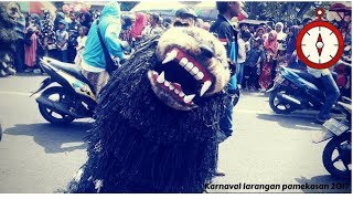 Karnaval 17 Agustus Se-kecamatan Larangan ,Pamekasan 2017