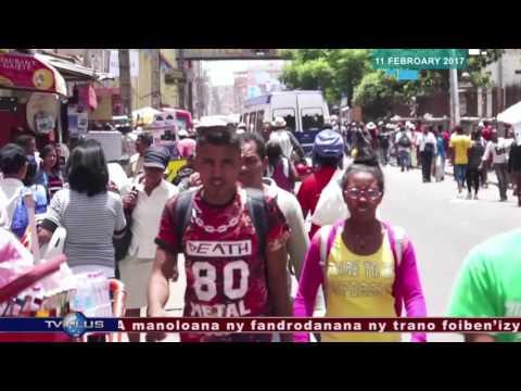 VAOVAO 11 FEBROARY 2017 BY TV PLUS MADAGASCAR