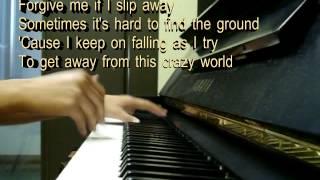 Josh Groban-February song (Karaoke)