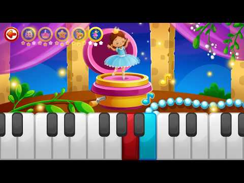 Learning Music Notes for Kids - Educational Game ( by GoKids! )   An enthralling musical game.