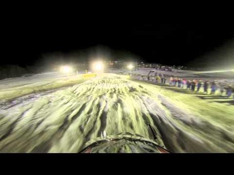 GoPro HD: Kody Kamm Final 2014 Soaring Eagle's RAM Snocross from Mount Pleasant
