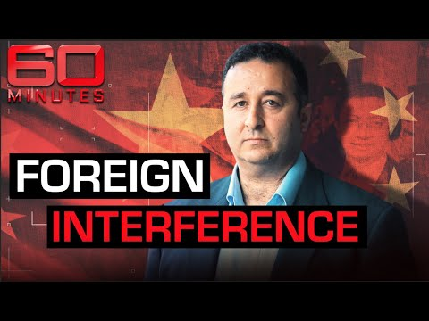 Australia's spy agency raids the home of politician targeted by China   60 Minutes Australia