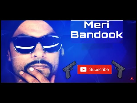 MERI BANDOOK   Haji Springer feat  Bohemia   Official Video   Desi HipHop 2014   iTunes