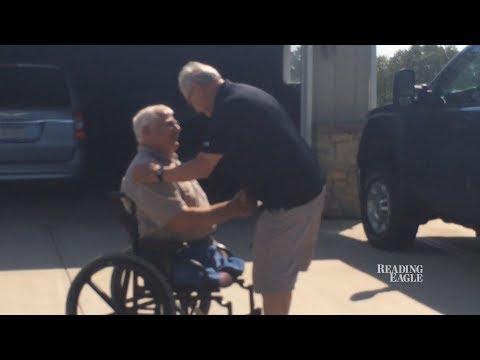 Vietnam veterans reunited