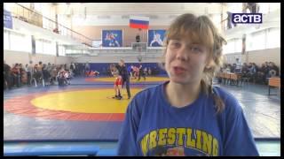 В Южно-Сахалинске прошли соревнования по вольной борьбе(, 2016-01-27T23:12:28.000Z)