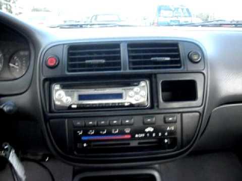 1997 Honda Civic Dx Interior Parts