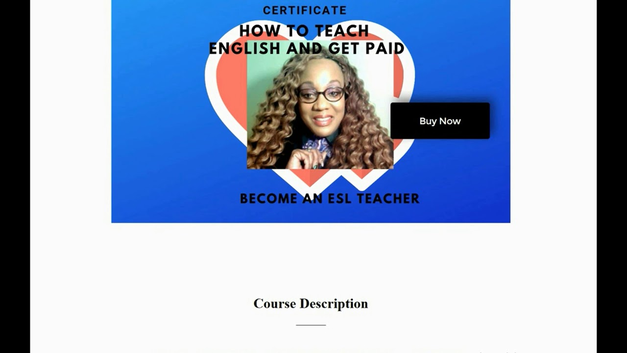 Launch! Become an ESL Teacher: How To Teach English Online & Get Paid