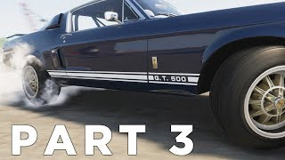 DRIFTING IN A 67 MUSTANG FASTBACK in THE CREW 2 Walkthrough Gameplay Part 3 (Xbox One X)