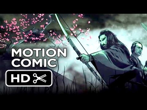 47 Ronin  Motion Comic Prequel 2013  Keanu Reeves, Rinko Kikuchi Movie HD