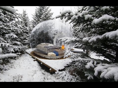 Thumbnail: Iceland's Bubble Hotel Will Give You Serious Travel Goals