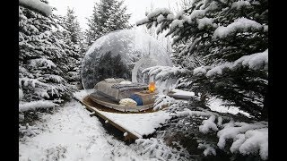 Iceland's Bubble Hotel Will Give You Serious Travel Goals