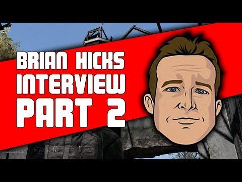 Brian Hicks Interview Part 2 | Bohemia Interactive Creative Director