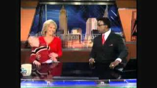 Tracy Says Goodbye to Fox 8 News in the Morning