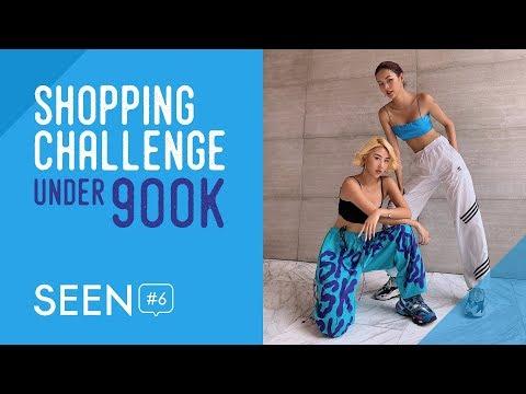 Thử Thách Mua Đồ Với 900k Vs Phí Phương Anh / Shopping Challenge Under 900k | SEEN #6