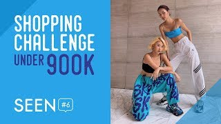 SEEN#6 Shopping Challenge Under 900k vs Phi Phuong Anh Thu Thach Mua Do Voi 900k