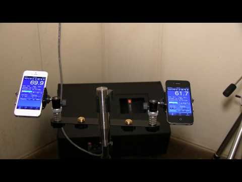 Testing Mobile Sound-Meter Apps