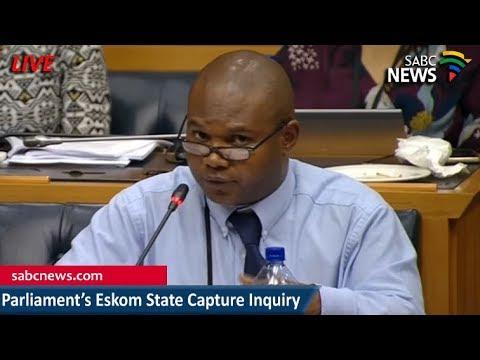 Eskom Inquiry, 27 February 2018