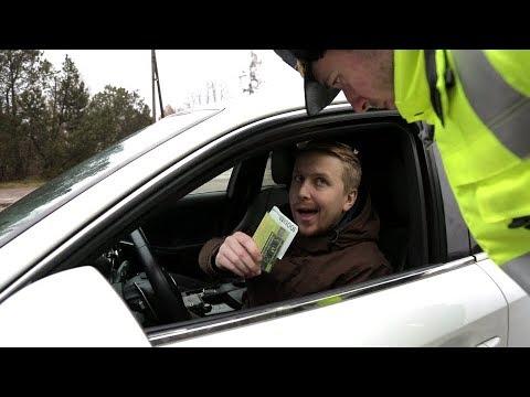 Kai sustabdo policija | TIPAI