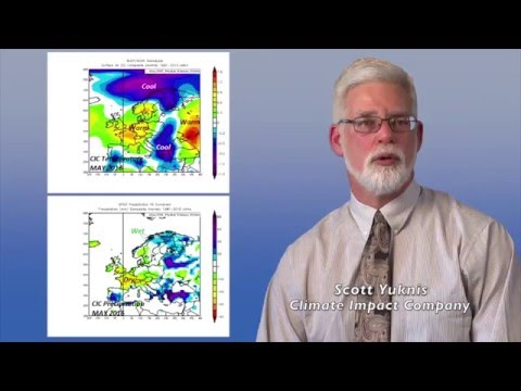 Climate Forecast: North America, Europe and Russia