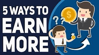 5 Creative Ways To Increase Your Income