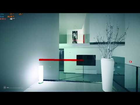 Mirror's Edge Catalyst - Intel UHD Graphics 630