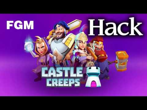 Castle Creeps Hack ( iOS / Android ) + (Unlimited Coins) + (January 2017)