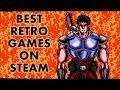 Retro Style Games on Steam Worth Playing (Quick Reviews)