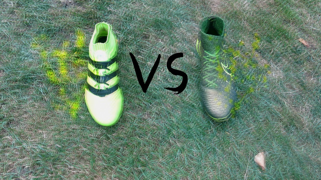 Adidas Ace Magista Primeknit VS Nike Magista Obra Ace Nike YouTube 30af183 - rspr.host