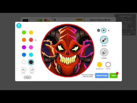 Agario | Create Custom Skins *PC*