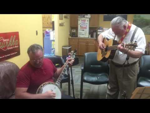 Rocky Top Tennessee sung by Matthew Harrison & Fritz Baue