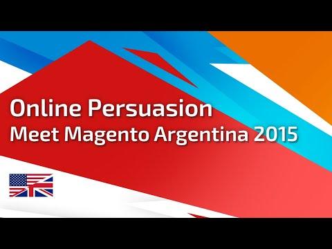 Online Persuasion @ Meet Magento Argentina 2015