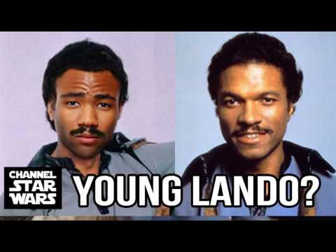 Star Wars News Episode I Donald Glover, Lando Calrissian | Inside the Empire |