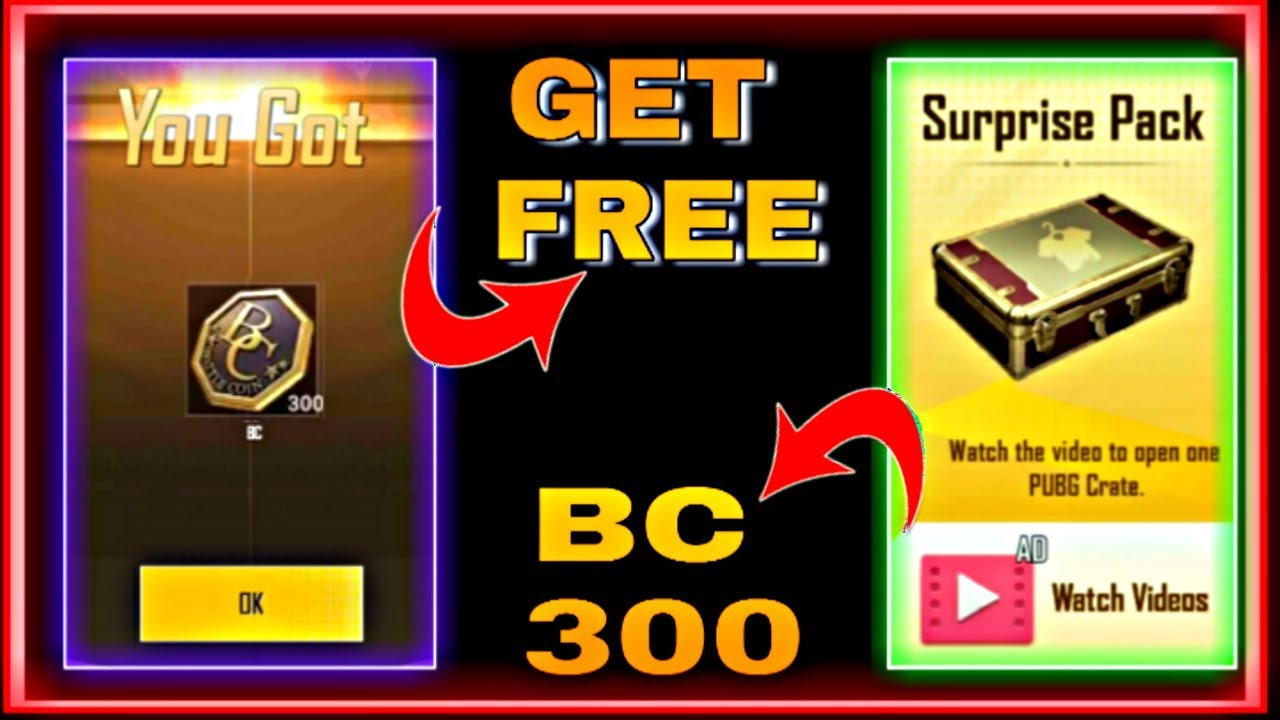 How To Get Free Bc In Pubg Mobile Lite How To Upgrade Winner Pass For Free In Pubg Lite