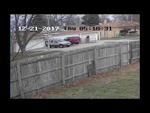 Kidnapping, Calumet City, Illinois, December 20, 2017