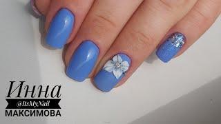 💖 НЕЖНЫЙ дизайн ногтей 💖 PATRISA NAIL 💖 ЛЕПКА на ногтях 💖 ПРОСТОЙ дизайн ногтей гель лаком 💖