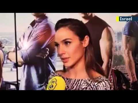 Gal Gadot 2009 interview on Israel  (young gal gadot interview miss israel miss universe)