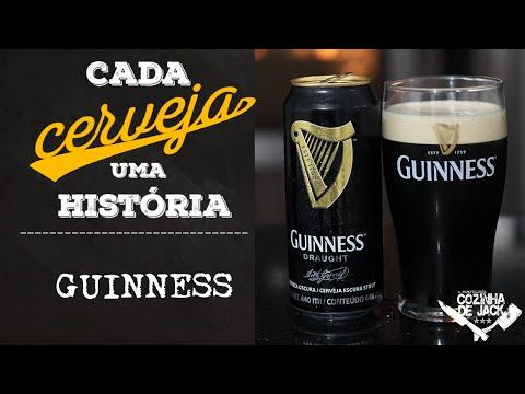 Guinness Draught Stout | Cada Cerveja uma História S01E05