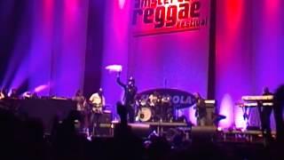 Beenie Man - Badman Story (Gear Box Riddim) @ Amsterdam Reggae Festival 2012