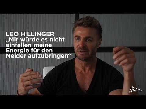 Leo Hillinger über Bauchgefühl, Lungenentzündung & Herzblut