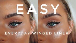 EASY Everyday Winged Liฑer for BEGINNERS