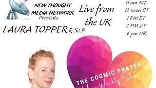Cosmic Prayers w/ Laura Topper w/ Wendy Demoss