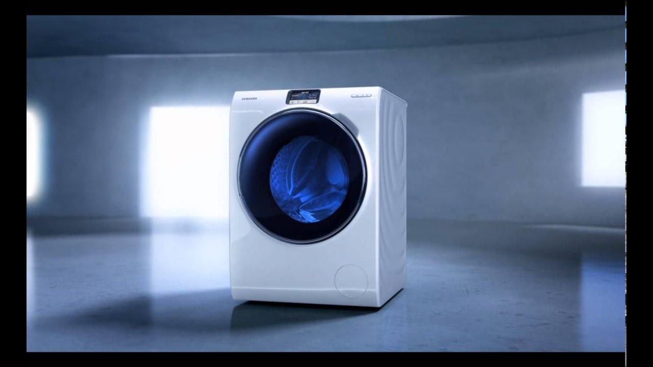 pralka samsung crystal blue wielkie mo liwo ci w doskona ej formie youtube. Black Bedroom Furniture Sets. Home Design Ideas