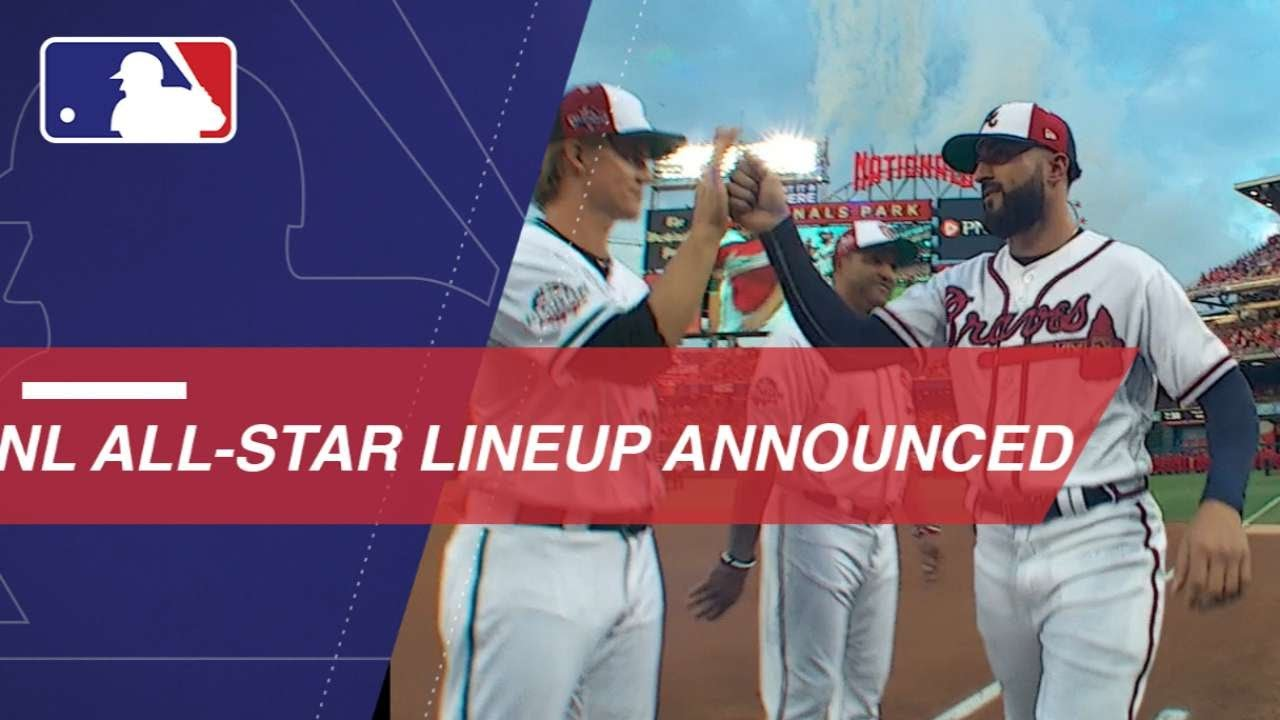 2019 MLB All-Star Game rosters: Full American and National League teams, starters, pitchers, reserves