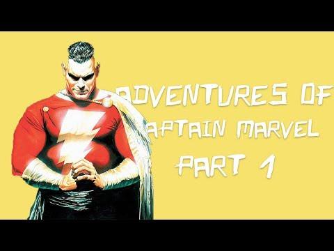 FMF - Adventures of Captain Marvel
