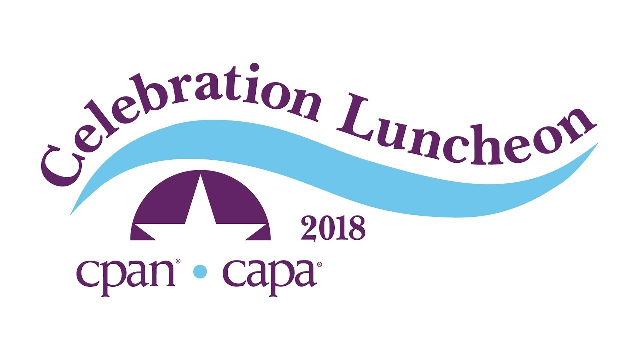 2018 Cpan Capa Celebration Luncheon Video Youtube