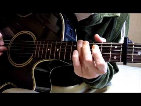 Clannad OST - -Kage Futatsu- [Two Shadows] guitar cover (solo)