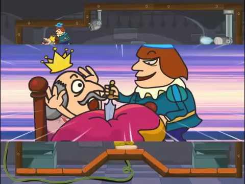 Игра Убить короля видео прохждение   The Murder Of King Walkthrough