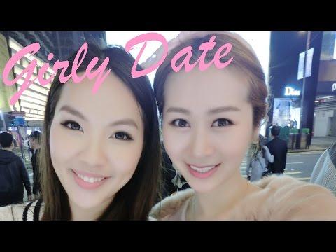 VLOG - HONG KONG GIRLY DATE WITH ANGELBIRDBB ♥ PART 1