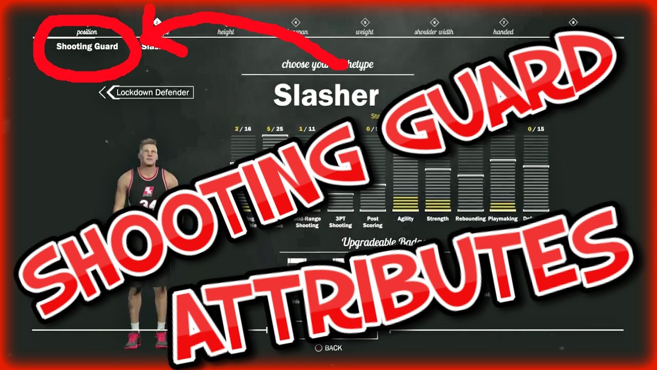 how to get all the slasher badges in 2k17
